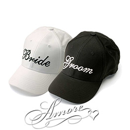 Wedding Baseball Hats