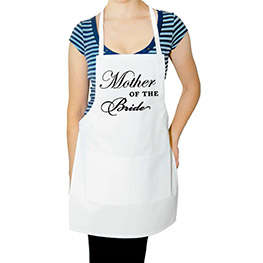Wedding Aprons