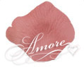 Candy Pink Silk Rose Petals Wedding Bulk 10000