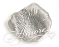 Silver Silk Rose Petals Wedding 200