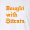 Bought With Bitcoin Long Sleeve T-shirt