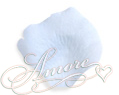 Blue Sky  Silk Rose Petals Wedding 600