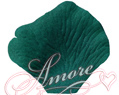 Jade Green Silk Rose Petals Wedding 600