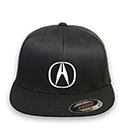 Acura Motor 02(Side) Logo Flex-Fit Style Hat