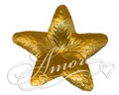 Gold Stars Silk Rose Petals Wedding 200