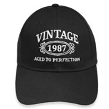 30th Anniversary Vintage 1987 Hat