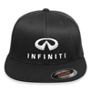 Infiniti Flex Fit Hat Embroidery Logo
