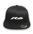 YAMAHA R6 Motorcycle Flex-Fit Style Hat