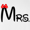 Couple Matching Mrs and Ms T-shirt Funny Couple Love St. Valentine's Day Super Cute Mickey Tee