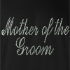 Mother of the Groom Rhinestones Wedding Crew Neck Sweatshirt