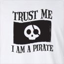 Halloween Trust Me I'm A Pirate Long Sleeve T-Shirt