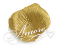Gold Silk Rose Petals Wedding 200