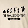 The Evolution Of Man Bodybuilding Long Sleeve T-Shirt