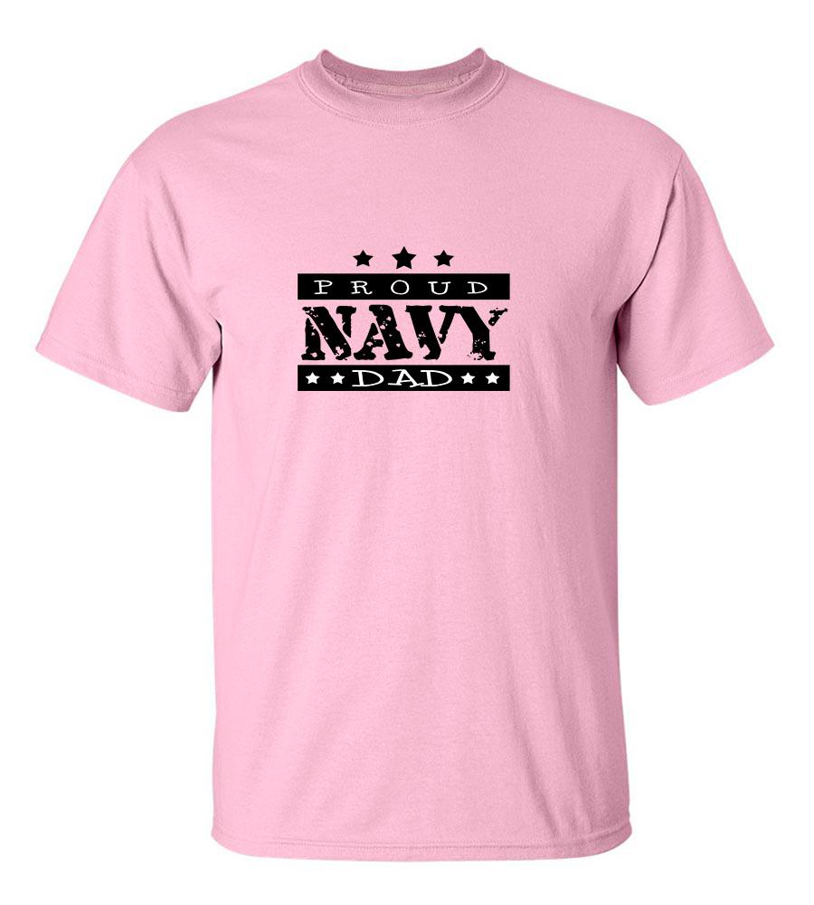 Unique's Shop Proud Navy Dad T-Shirt-LARGE at Sears.com